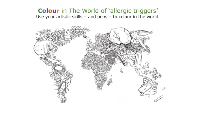 Colour in the world game